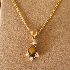 Beautiful Tiger's Eye Necklace